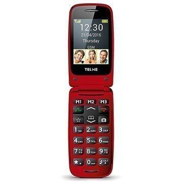Telme X200 Punainen