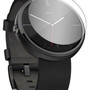 Tempered Glass Iskunkestävä Panssarilasi Apple Watch 38mm