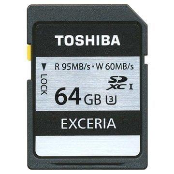 Toshiba Exceria SDXC Muistikortti 64Gt
