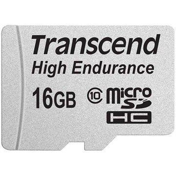 Transcend MicroSDHC Muistikortti 16Gt