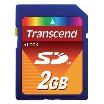 Transcend SD muistikortti 2GB