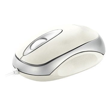 Trust Centa Optical Mouse White