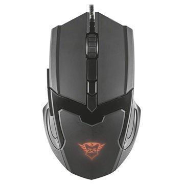 Trust GXT 101 Gaming Mouse Black