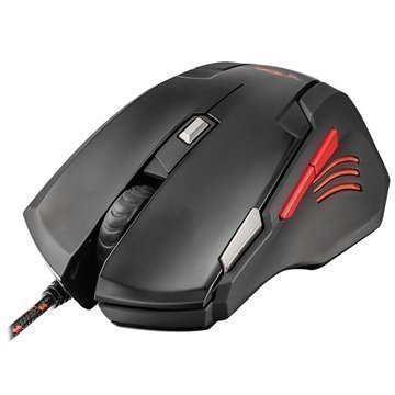 Trust GXT 111 Gaming Mouse Black