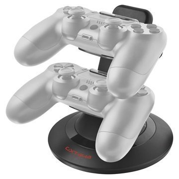 Trust GXT 243 Duo Charging Station for PS4 Controller