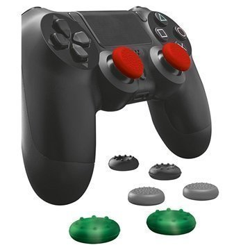 Trust GXT 262 Thumb Grips for PS4 Controllers 8 Pcs.