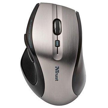 Trust MaxTrack Wireless Mouse Black / Grey