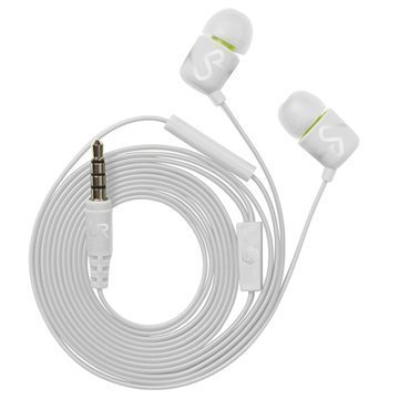Trust Urban Duga In-Ear Headphones White