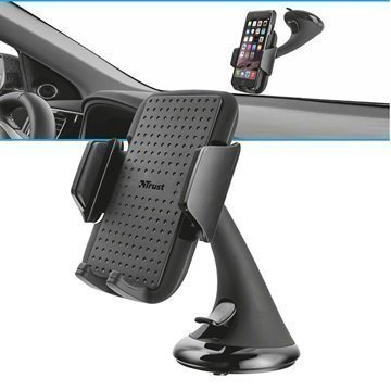Trust Urban Smartphone Autoteline Musta