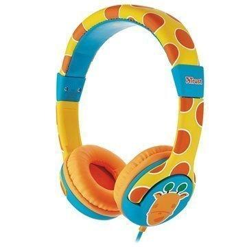 Trust Urban Spila Kids Headphones Giraffe