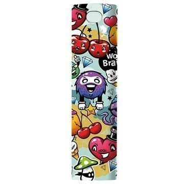 Trust Urban Tag PowerStick 2600mAh Power Bank Graffiti Objects