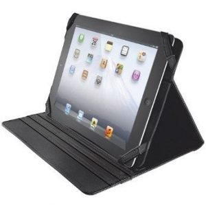 Trust Verso Universal Foliostand for 10'' Tablets (261x192mm) Black