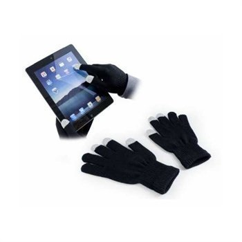 Tuff-Luv E-volve Touch-Glove Black