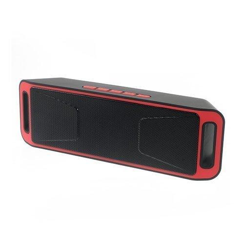 Tupla Bluetooth Kaiutin Punainen
