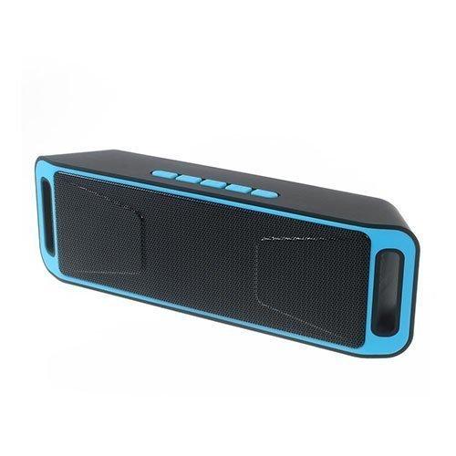 Tupla Bluetooth Kaiutin Sininen