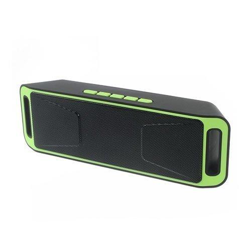 Tupla Bluetooth Kaiutin Vihreä