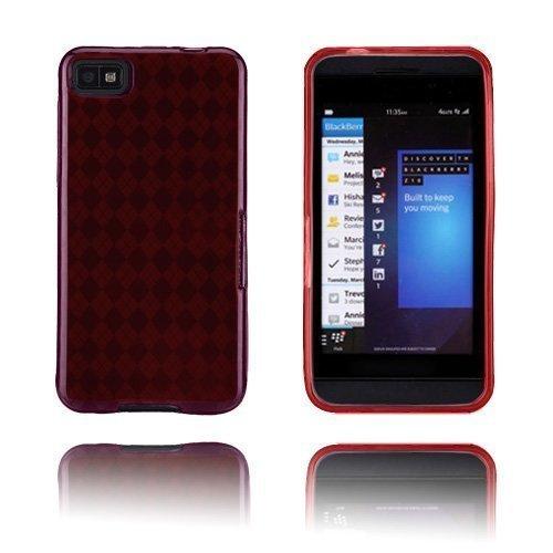 Tuxedo Punainen Blackberry Z10 Suojakuori