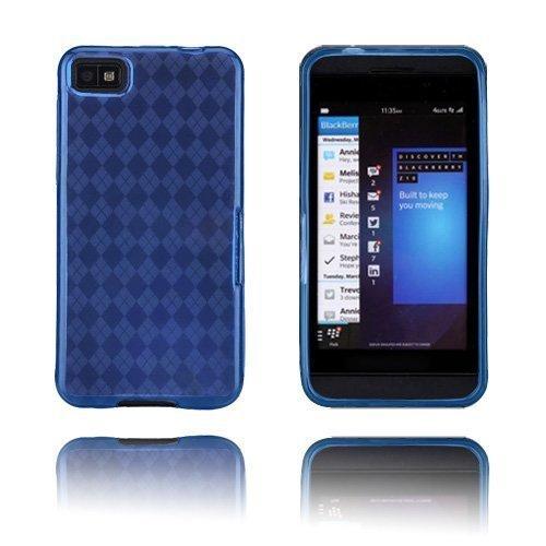 Tuxedo Sininen Blackberry Z10 Suojakuori