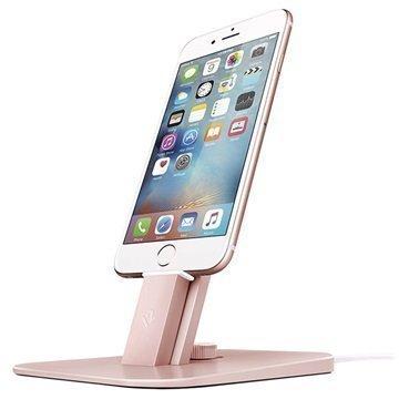 Twelve South HiRise Latausjalusta iPhone 6 / 6S iPad Pro Ruusukulta