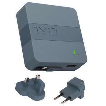 Tylt Energi 6K+ Lightning Smart Charger / Power Bank Grey