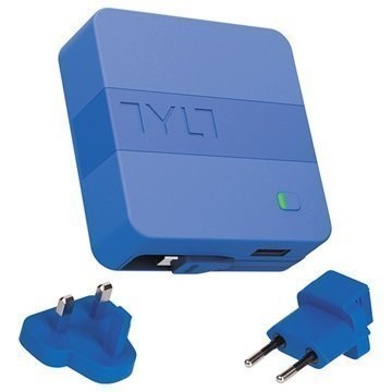 Tylt Energi 6K MicroUSB Smart Charger / Power Bank Blue