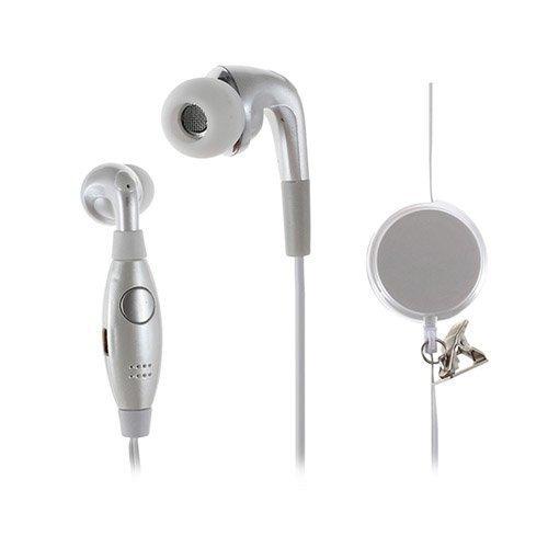 U-Feeling U90i Nappikuulokkeet Mikrofonilla Älypuhelimille Valkoinen