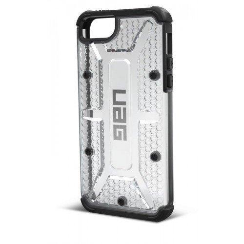 UAG Urban Armor Gear Composite MAVERICK kestävä suojakotelo iPhone 5 5s ja 5SE läpinäkyvä musta
