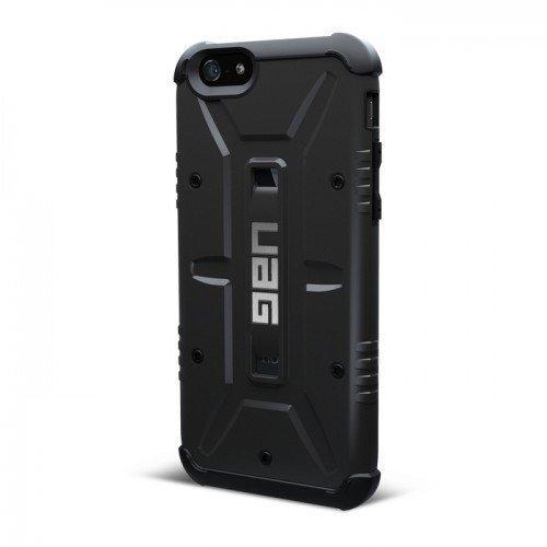 UAG Urban Armor Gear Composite kestävä suojakotelo iPhone 6 / 6S musta