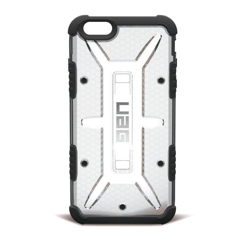 """UAG Urban Armor Gear Composite kestävä suojakotelo iPhone 6 Plus 5.5 Läpinäkyvä / musta"""""""