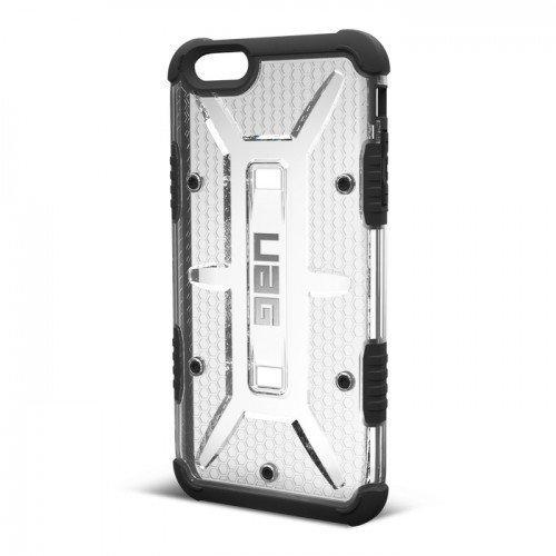 """UAG Urban Armor Gear Composite kestävä suojakotelo iPhone 6 Plus 5.5 läpinäkyvä"""""""