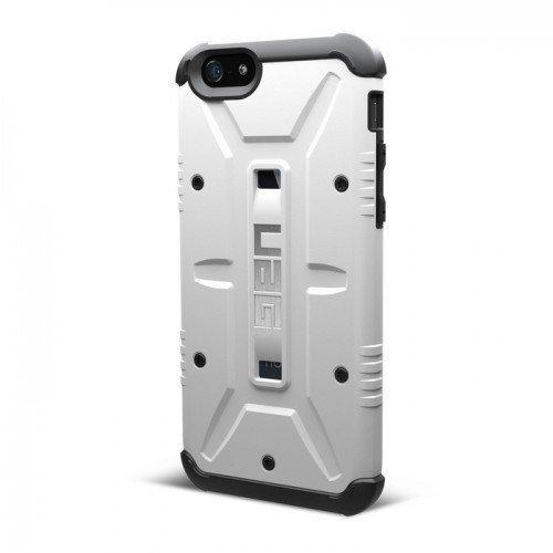 UAG Urban Armor Gear Composite kestävä suojakotelo iPhone 6 ja 6S valkoinen