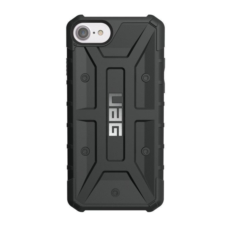 UAG Urban Armor Gear Pathfinder kestävä suojakotelo iPhone 7 / 6S / 6 Musta
