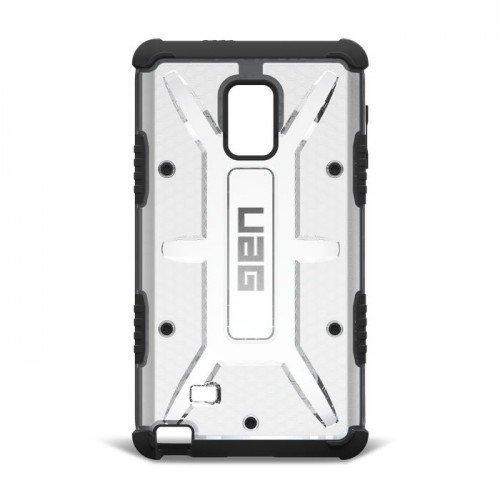 UAG Urban Armor Gear Samsung Galaxy Note Edge Composite Suojakotelo -Ice/Black