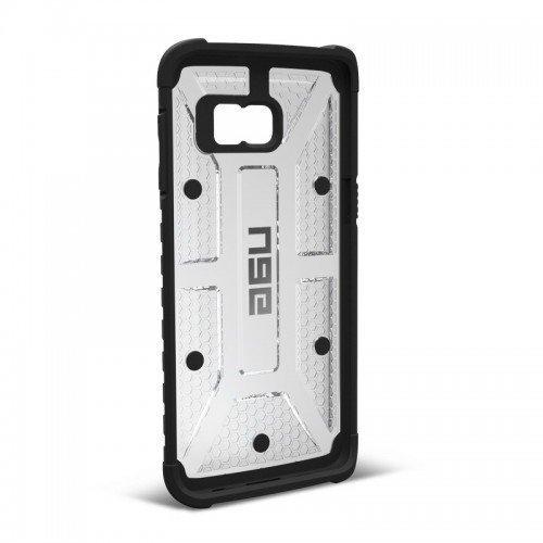 UAG Urban Armor Gear Samsung Galaxy S6 EDGE Plus Suojakotelo -Ice/Black