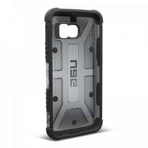 UAG Urban Armor Gear Samsung Galaxy S7 Composite Case Läpinäkyvä Harmaa/Musta