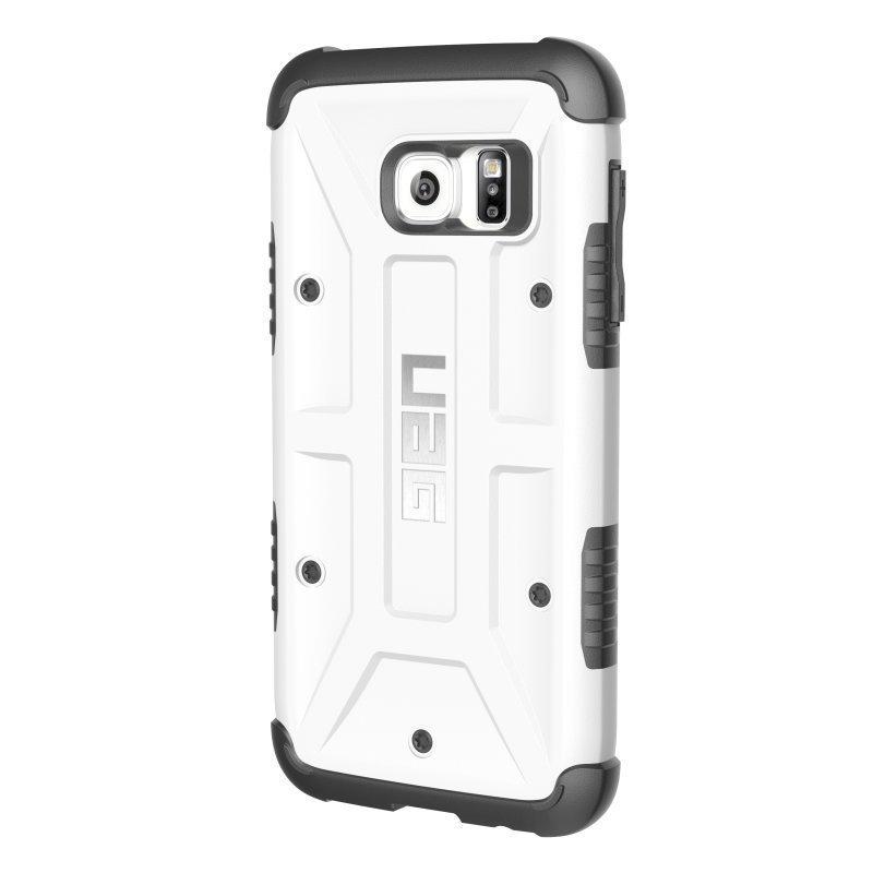UAG Urban Armor Gear Samsung Galaxy S7 Composite Case Valkoinen/Musta