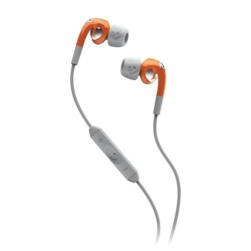 (UTG) Skullcandy Fix 2.0 In-Ear with Mic3 for iPhone -Orange
