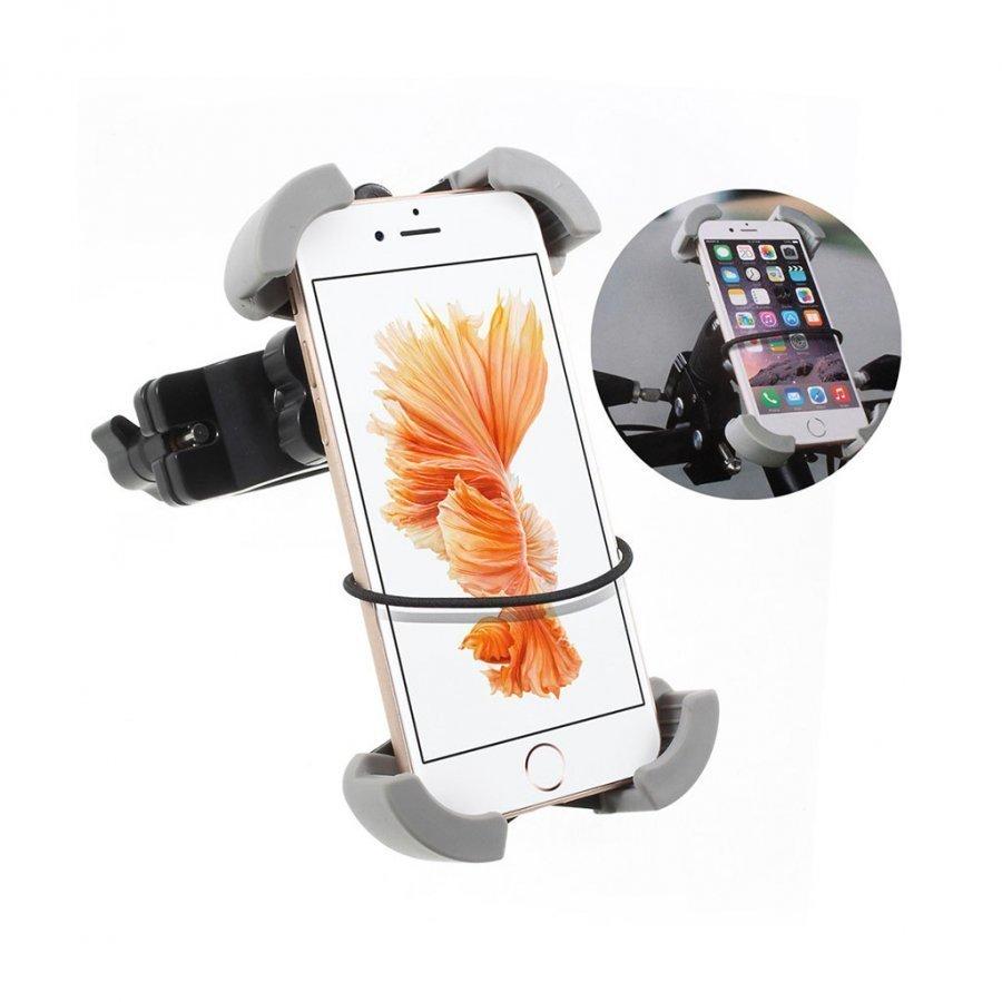Universaali Pyöräteline Älypuhelimille 115x175mm