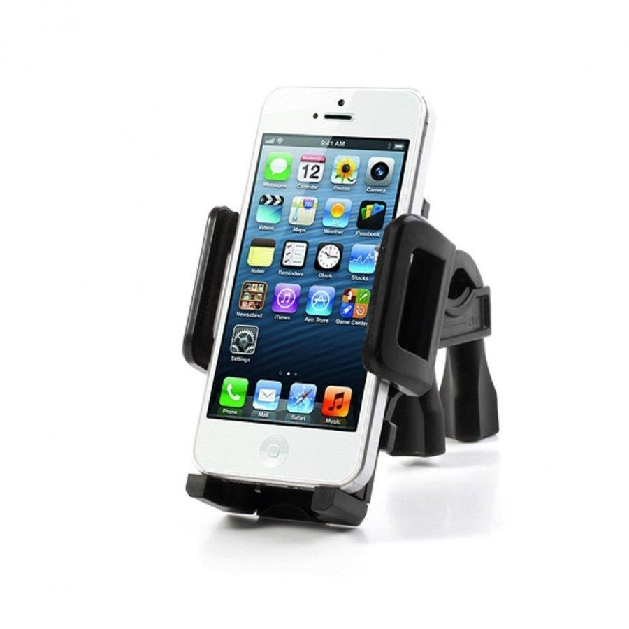 Universaali Venyvä Pyöräteline Älypuhelimille