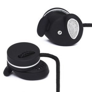 Urbanears Medis Earbuds with Mic1 Black