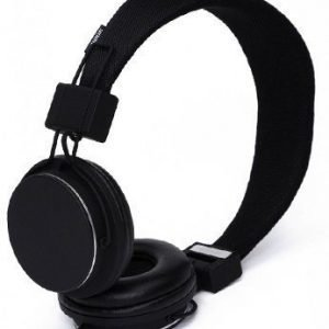 Urbanears Plattan On-Ear with Mic1 Black
