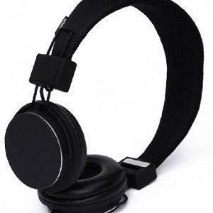 Urbanears Plattan On-Ear with Mic1 Black