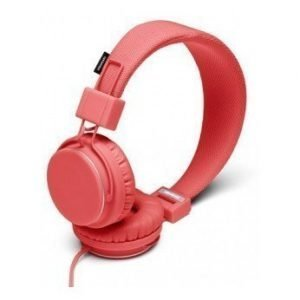 Urbanears Plattan On-Ear with Mic1 Coral