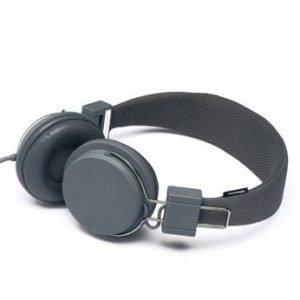 Urbanears Plattan On-Ear with Mic1 Dark Grey