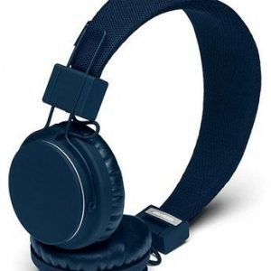 Urbanears Plattan On-Ear with Mic1 Indigo Blue