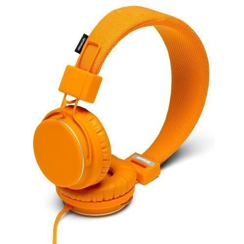 Urbanears Plattan On-Ear with Mic1 Pumpkin