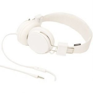 Urbanears Plattan On-Ear with Mic1 True White