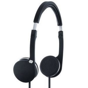 Urbanista Barcelona On-Ear with Mic1 for iPhone Dark Clown Black