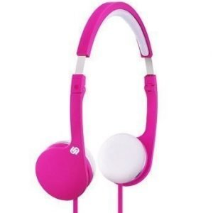 Urbanista Barcelona On-Ear with Mic1 for iPhone Pink Panther Pink