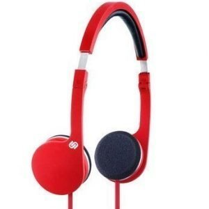 Urbanista Barcelona On-Ear with Mic1 for iPhone Red Snapper Red